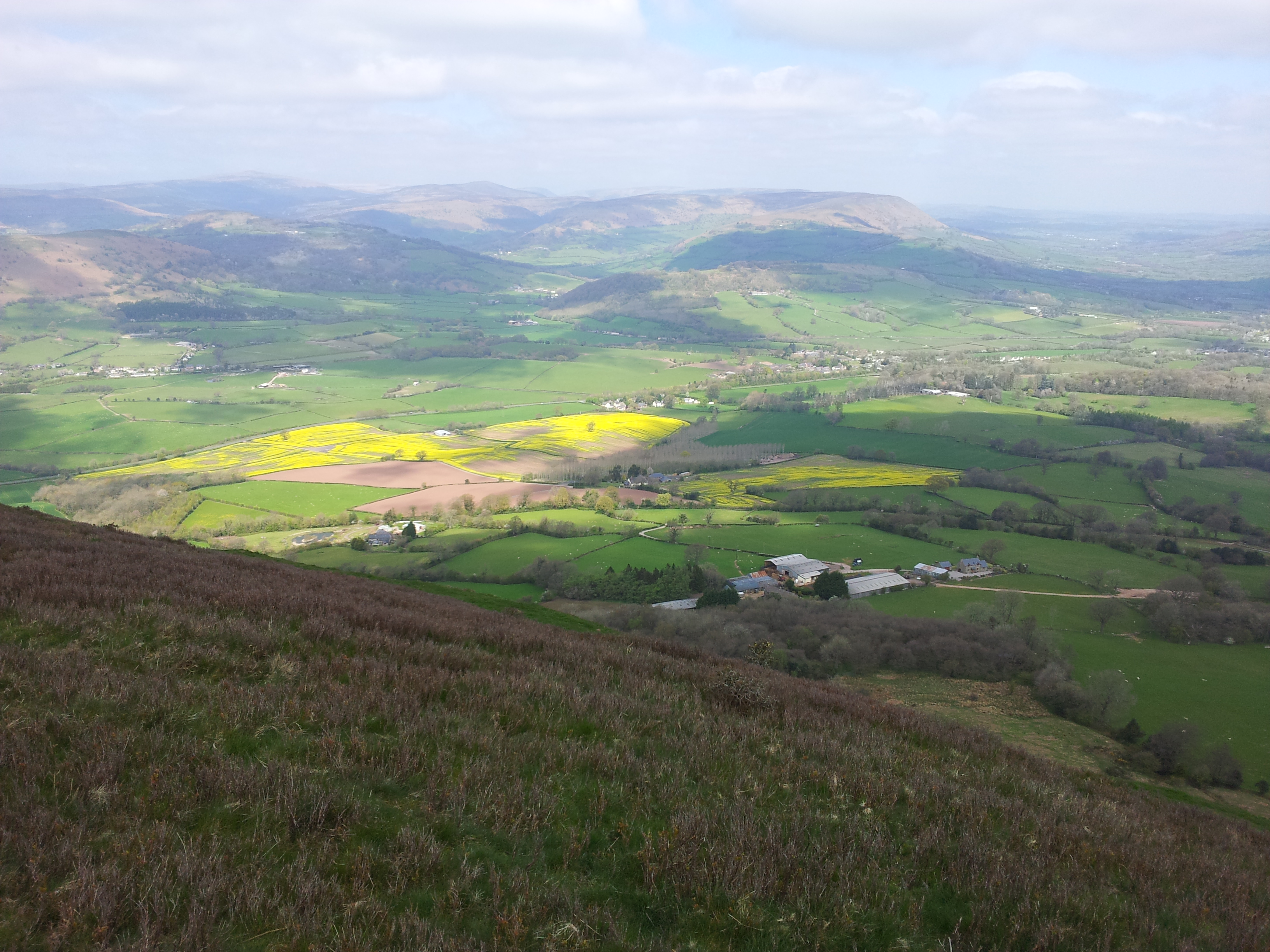 Skirrid view