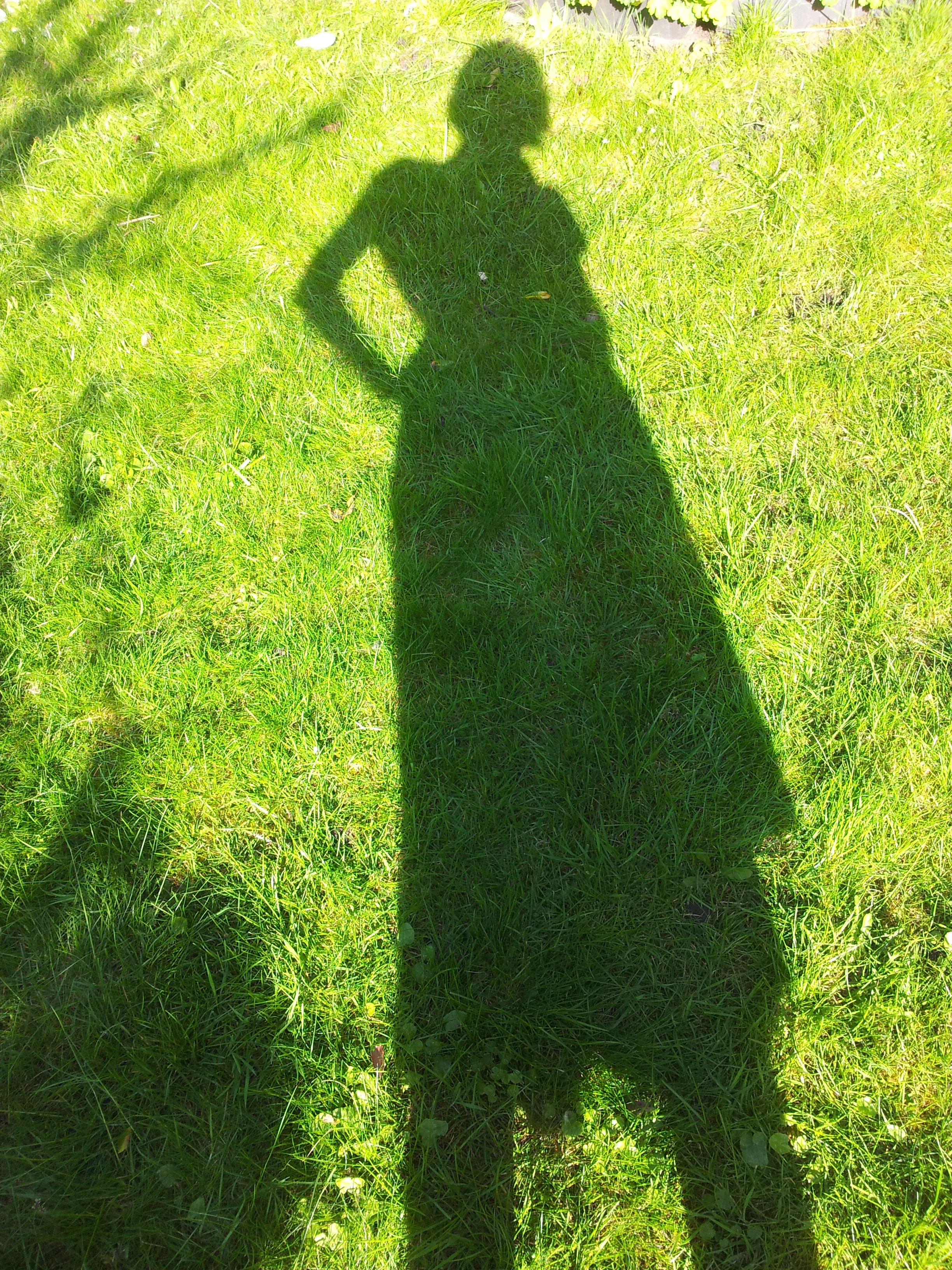 skirt shadow